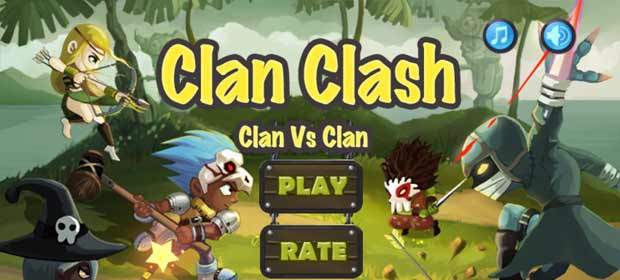 clans tribe clash