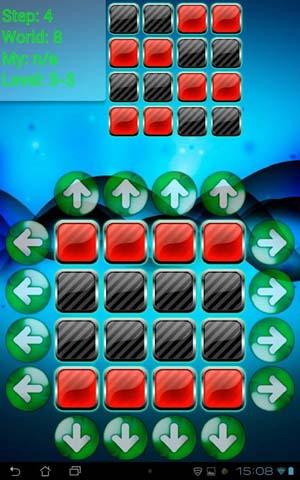 2DTrix puzzle