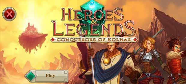 Heroes & Legends: Conq Kolhar