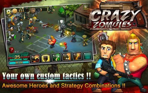 Crazy Zombies