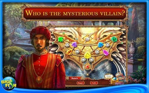 European Mystery: Face of Envy
