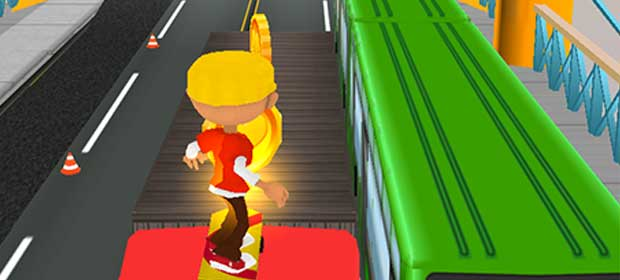 crazy kid skater android