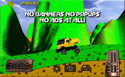 Eat Dirt Hill Climb 3D