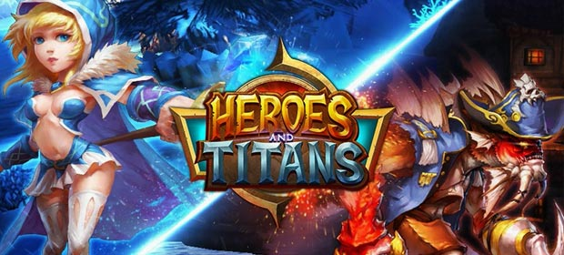 Heroes & Titans: Battle Arena