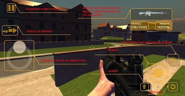 War on Terror:Elite Sniper FPS