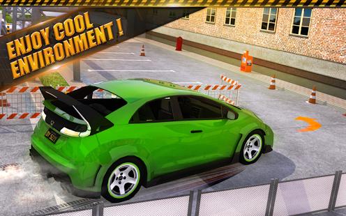 Modern Driving School 3D