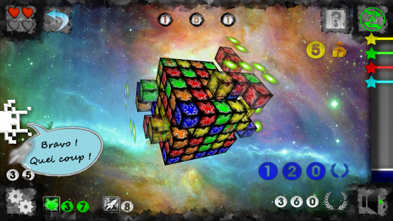 Space Cube Invaders