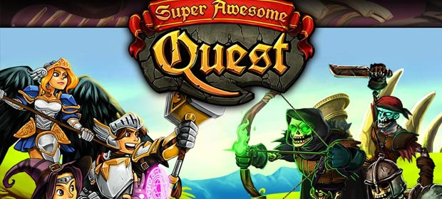 Super Awesome Quest