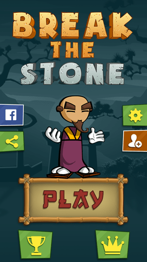 Break The Stone: Fun Smashing