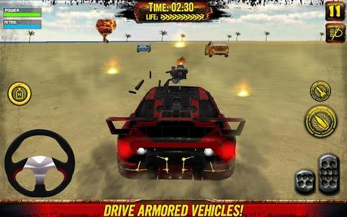Death Race: Beach Racing Cars