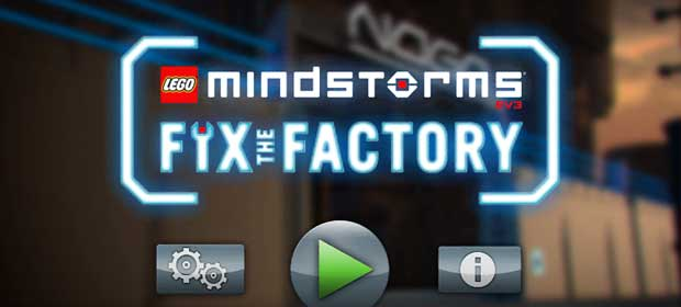 LEGO® MINDSTORMS® Fix Factory