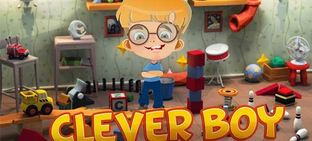 Clever Boy Contraption Puzzles