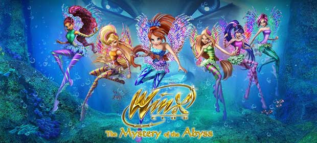 Winx Club Mystery of the Abyss
