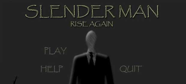 Slender Man: Rise Again (Free)