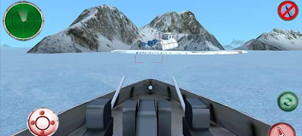 3D Navy Battle Warship