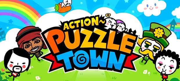 Action Puzzle Town
