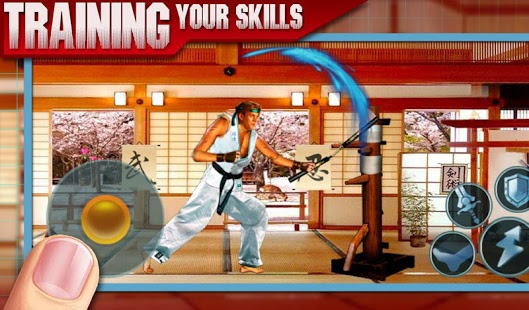 Ninja Kungfu & Street of Fight