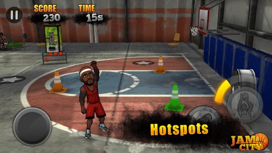 Jam City Basketball