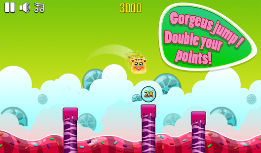 Happy Jump jelly Splash Game