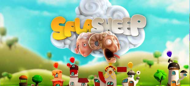 Splasheep - Splash Sheep game