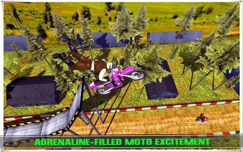 Stunt Bike Challenge 3D