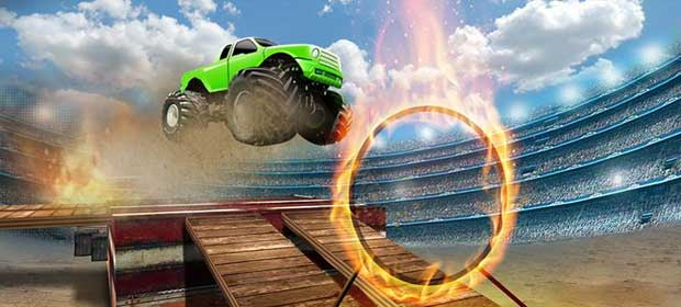 Extreme Monster Stunts 3D