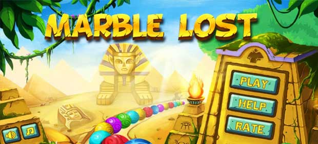 Marble Lost