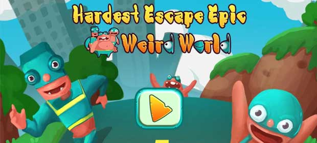 Super Weird World:Hardest Epic