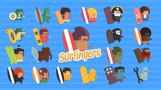 Surfingers