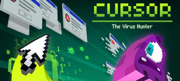 Cursor: The Virus Hunter