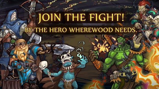 Wherewood: War of Factions