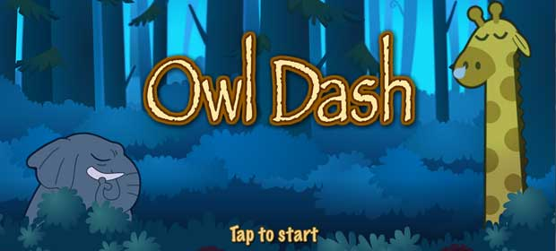 Owl Dash - A Rhythm Game