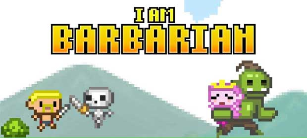 I am Barbarian