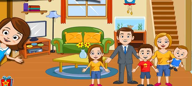 My Town : Home Dollhouse » Android Games 365
