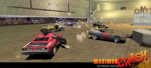 Crash Racing Extreme