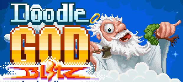 Doodle God: 8-bit Mania Blitz
