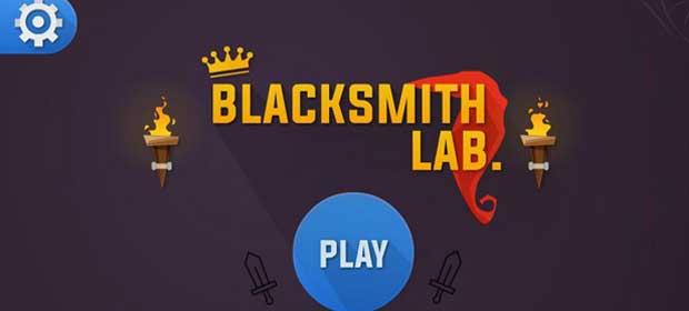 Blacksmith Lab Idle