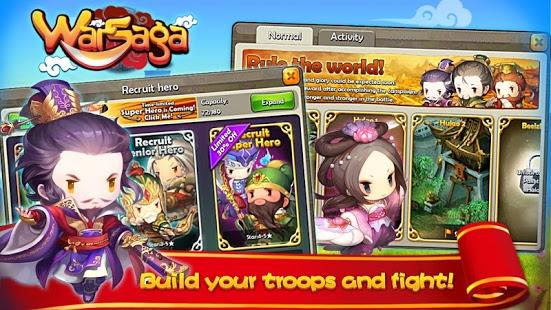 War Saga:Heroes Rising