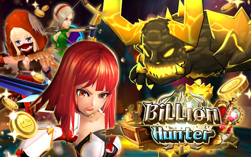 Billion Hunter: Clash War game