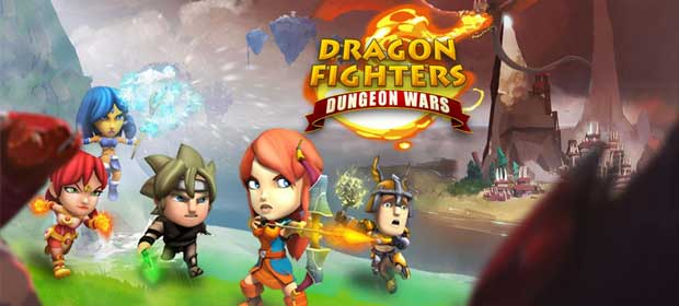 Dragon Fighters Dungeon Wars