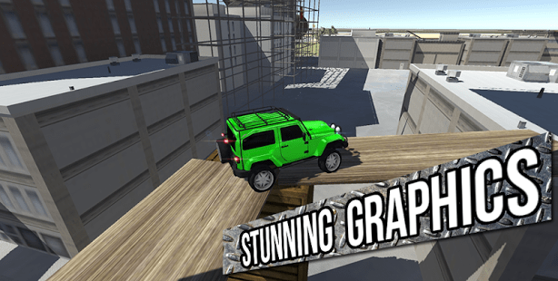 City Extreme Driving Simulator