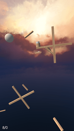 Spin Balance 3D