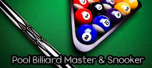 Pool Billiard Master & Snooker