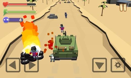 Zombie Smash Racer