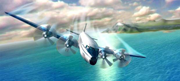 Real Pilot Flight Simulator 3D
