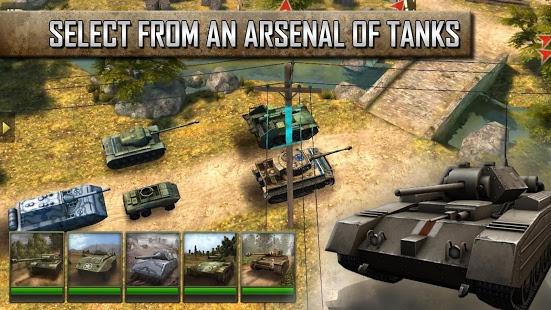Tank Generals