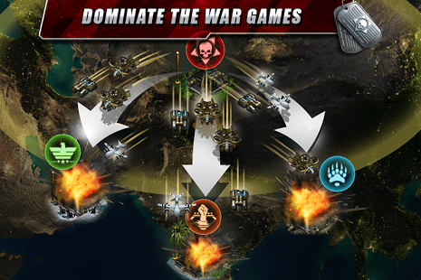 Alliance Wars:World Domination