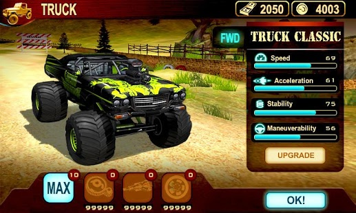 Offroad Hill Racing