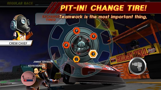 Pit in Racing