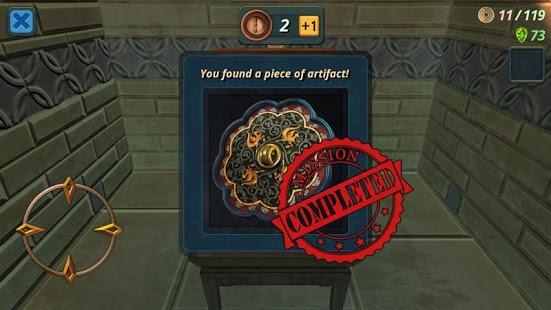 Relic Seeker : 3D Maze
